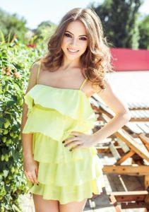 Ukrainian lady