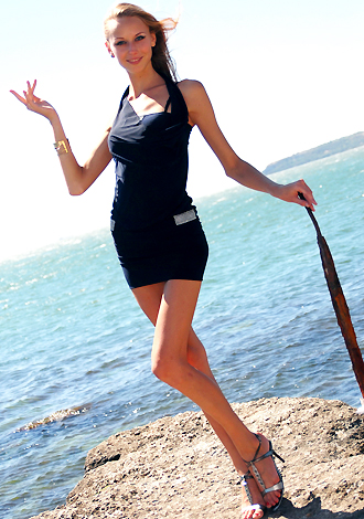 Russian bride Vasilina from Kerch