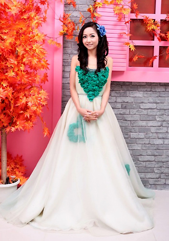 Russian bride Jingyu from Beijing
