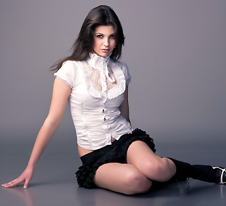 Single girl Elena 22 years old