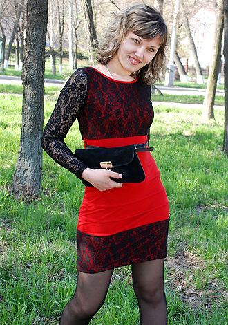 Russian bride Tatiana from Mariupol