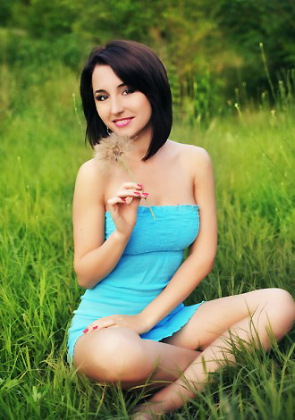 Russian bride Olga from Nikolaev