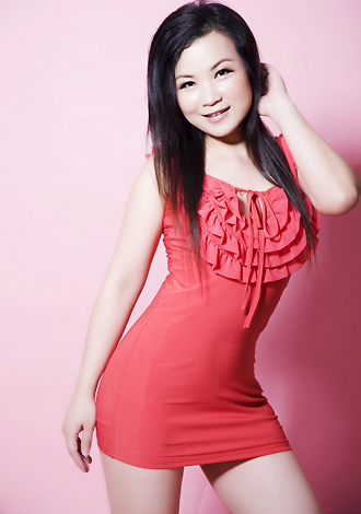 Russian bride Jie  from Nanning