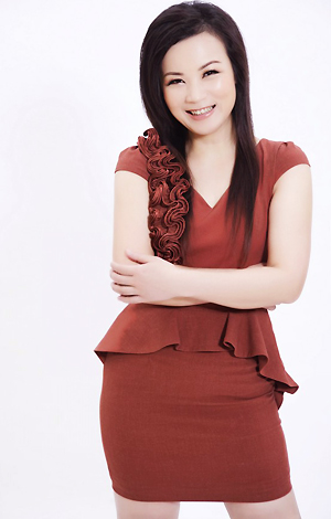Single girl Jie  38 years old