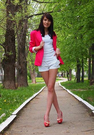Russian bride Anna from Khmelnitskyi