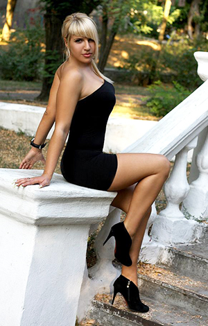 Single girl Anna 24 years old
