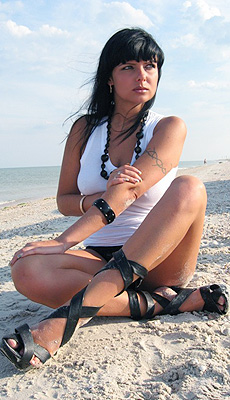 Russian bride Ekaterina from Melitopol