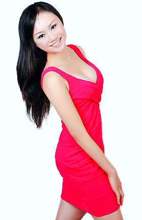 Russian bride Shilian from Beihai