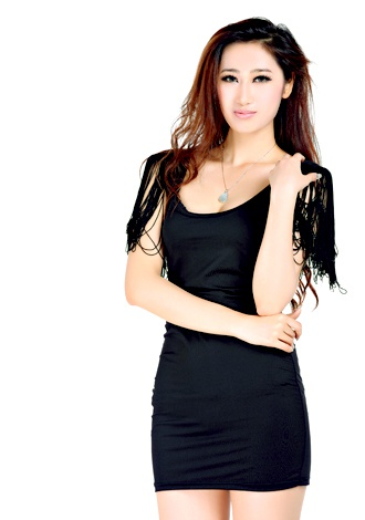 Single girl Xihua (Angel) 35 years old