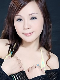 Asian Bride Ting (Sammy) from Zhanjiang, China