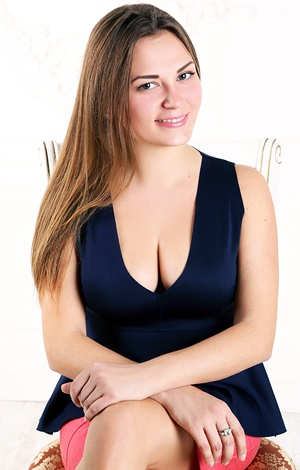 Single girl Vitaliya 27 years old