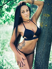 Russian woman Valeriya from Poltava, Ukraine