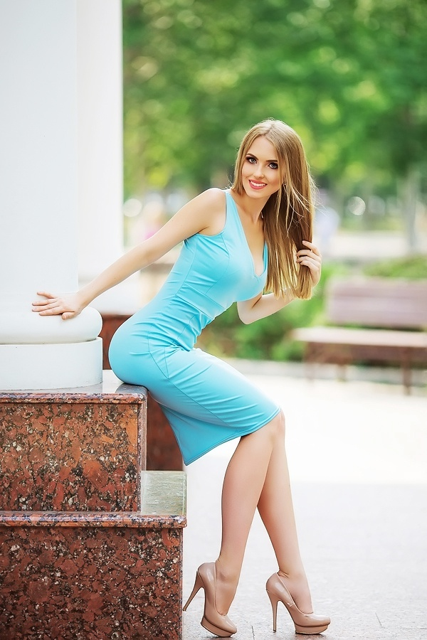 Russian Bride Anastasiya Age 29