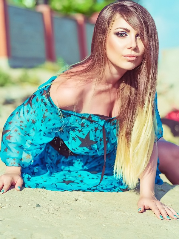Russian bride Anna from Mariupol