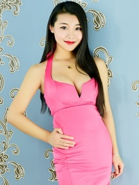 Asian Bride Jiayin (Eleanor) from Mishan, China
