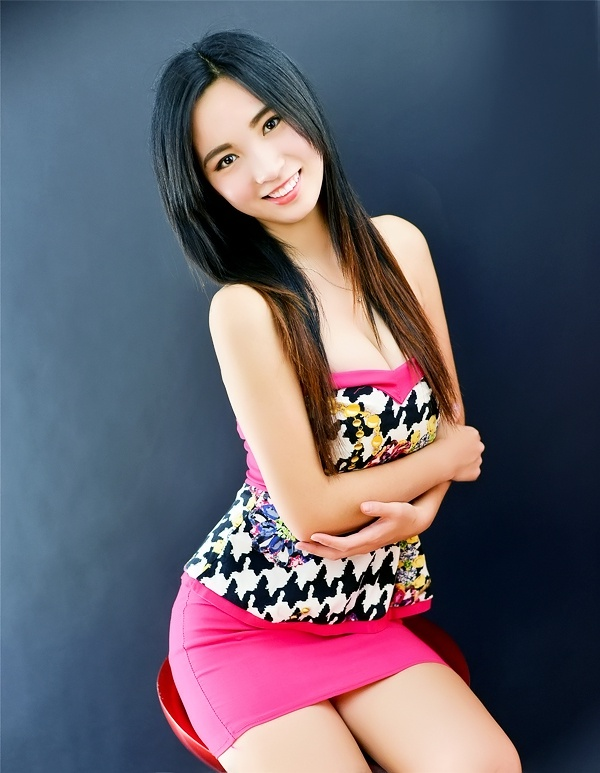 Russian bride Qing (Sunny) from Huludao