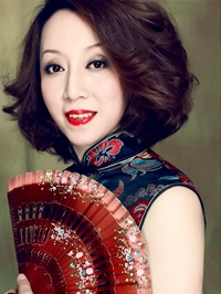 Asian woman Yan (Leilani) from Fushun, China