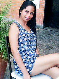 Latin woman Karen Angeling from Barquisimeto, Venezuela