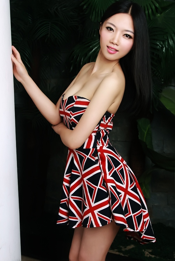 Russian bride Xiang from Changsha