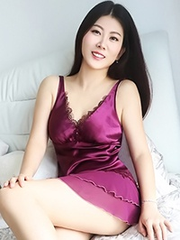 Asian woman Jing from shenzhen, China