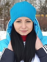 Russian woman Valeriya from Lugansk, Ukraine
