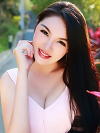 Asian woman Huiping (Sheryl) from Wuzhou, China