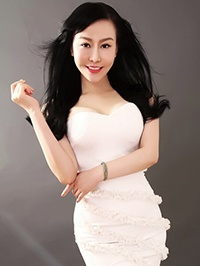 Asian woman Ynag from Shenzhen, China