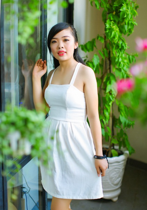 Russian bride Bui from Shanghai