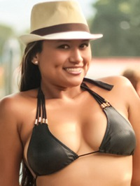 Latin woman Angie Catalina from Bogotá, Colombia
