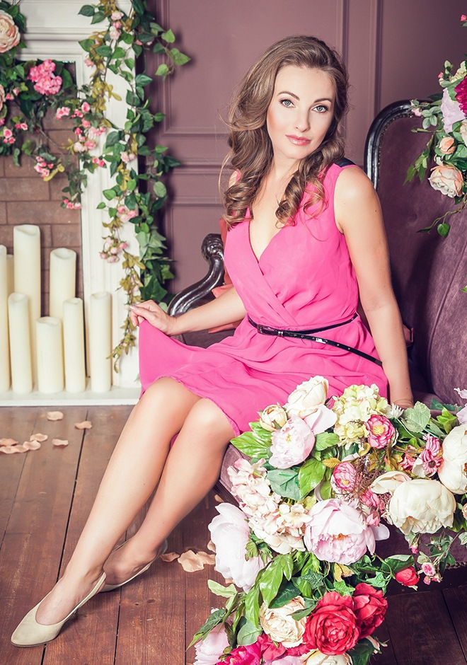 Russian bride Anna from Brovary