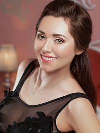 Russian Bride Yuliya from Kiev, Ukraine