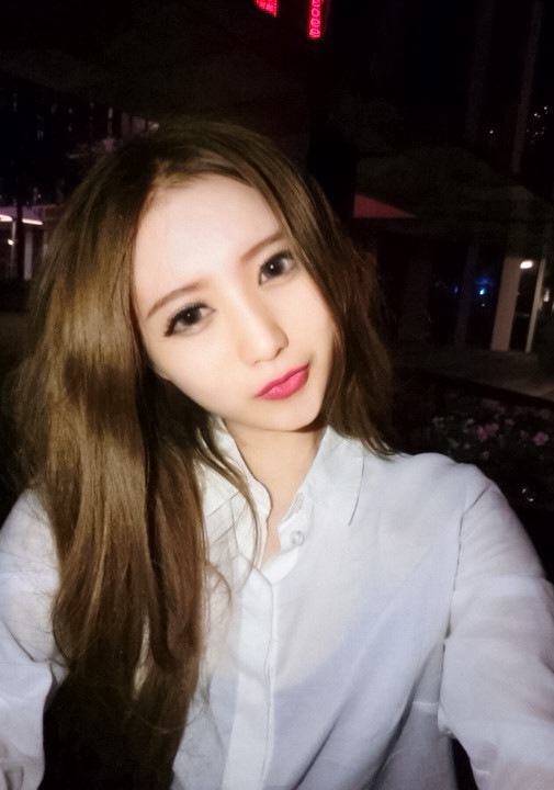 Russian bride Ting from Nanning