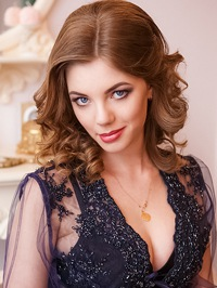 Russian Bride Svetlana from Kiev, Ukraine