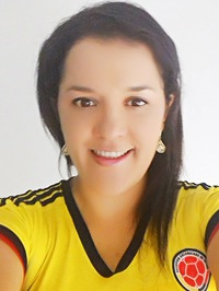Latin woman Marcela from Santiago de Cali, Colombia