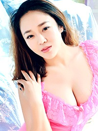 Asian woman Zhu from Fushun, China