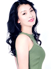 Asian woman Yiqing (Susan) from Fushun, China