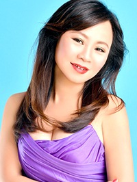 Asian woman Hong from Fushun, China