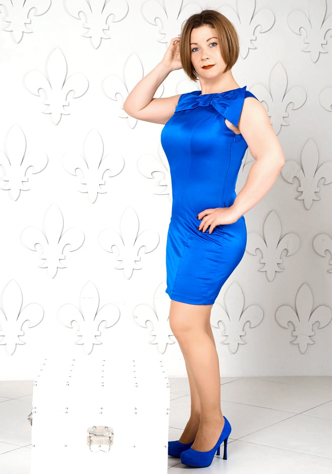 Single girl Irina 37 years old