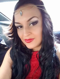 Latin woman Cielo Rocio from Santiago de Cali, Colombia