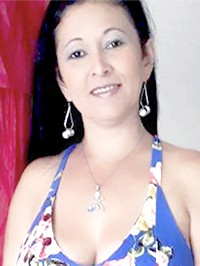 Latin woman Sandra Patricia from Palmira, Colombia