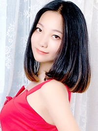 Asian woman Ning from Jilin City, China