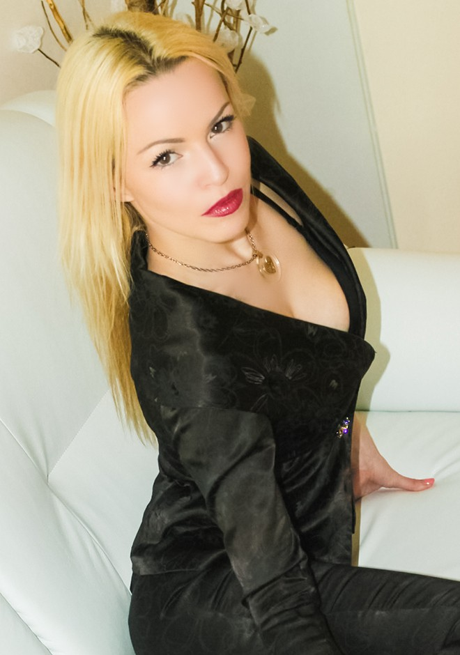Russian bride Juliya from Dnepropetrovsk