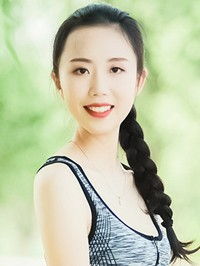 Asian woman Qi from Changsha, China