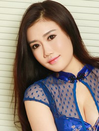 Asian woman Abby from Changsha, China