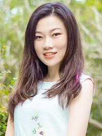 Asian woman Ying from Zhuhai, China