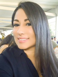Latin woman Medina Medina from Santiago de Cali, Colombia