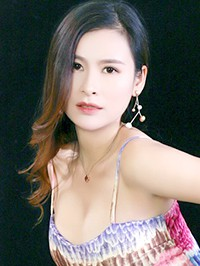 Asian woman Xiding from Changsha, China