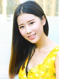 Asian woman Yuting from Yiyang, China