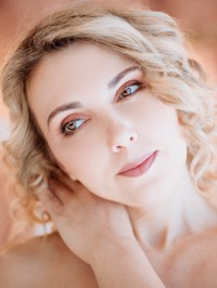 Russian Bride Lyudmila from Berdyansk, Ukraine