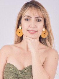 Latin woman Jolibeth from Medellín, Colombia